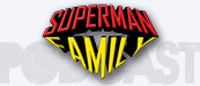 superman family button
