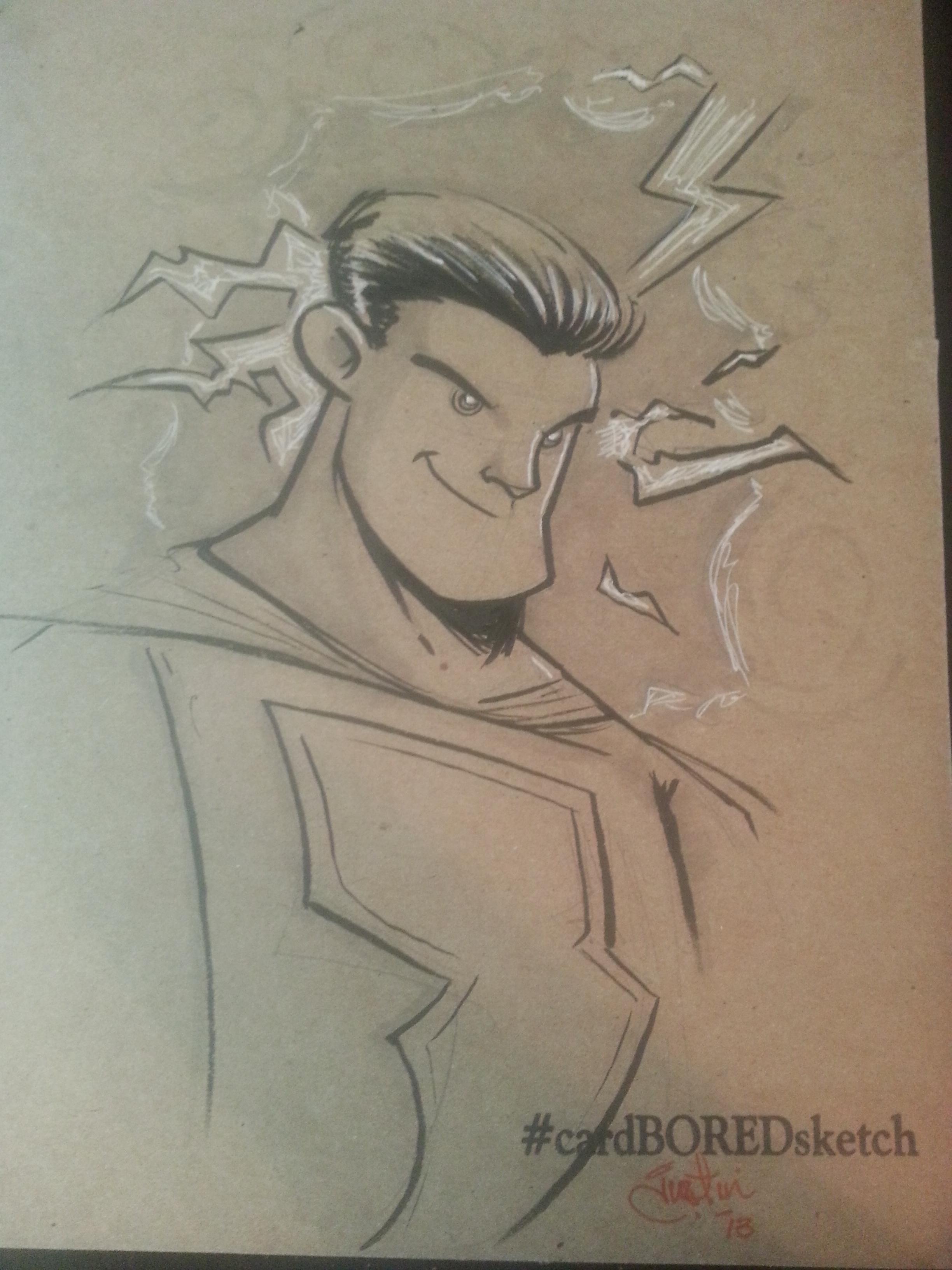 Justin Castaneda Captain Marvel