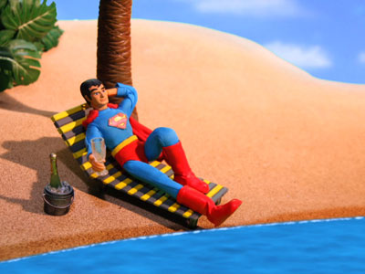 superman-vacation